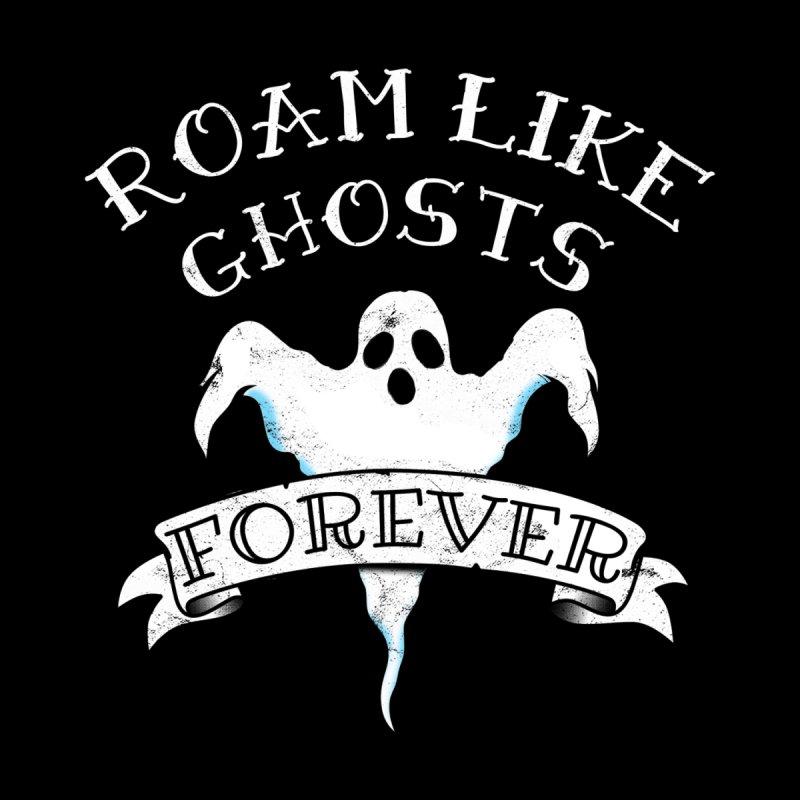 Roam Like Ghosts Forever Kids Toddler Longsleeve T-Shirt by Roam Like Ghost's Merch Shop