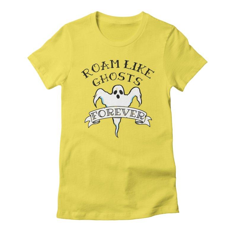 Roam Like Ghosts Forever Women's T-Shirt by Roam Like Ghost's Merch Shop