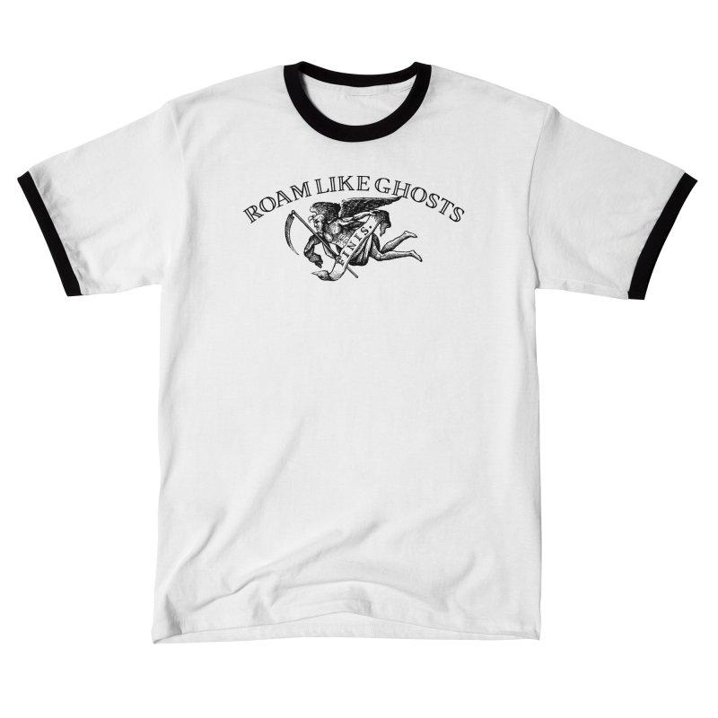 Roam Like Ghost Finis Design - Lights Women's T-Shirt by Roam Like Ghost's Merch Shop