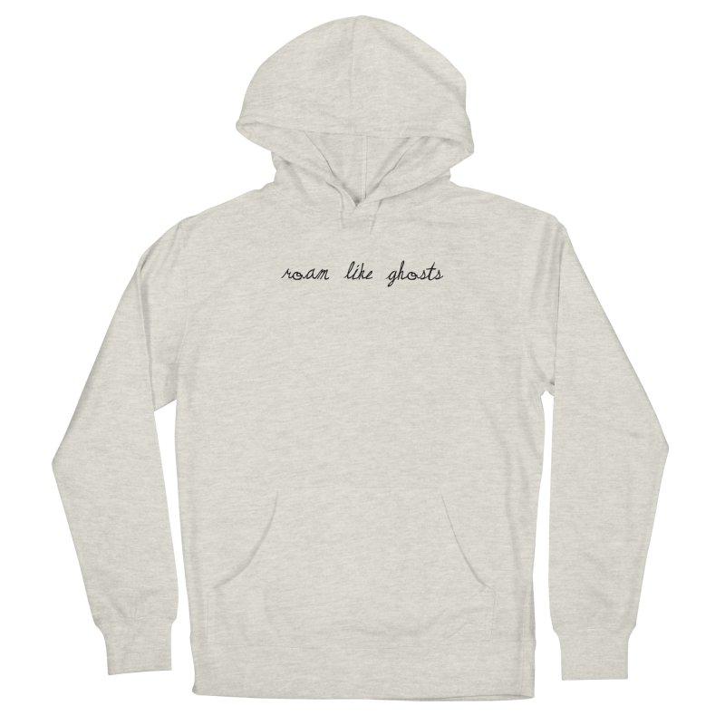 RLG Logo 2021 TTPYCH BLK Men's Pullover Hoody by Roam Like Ghost's Merch Shop