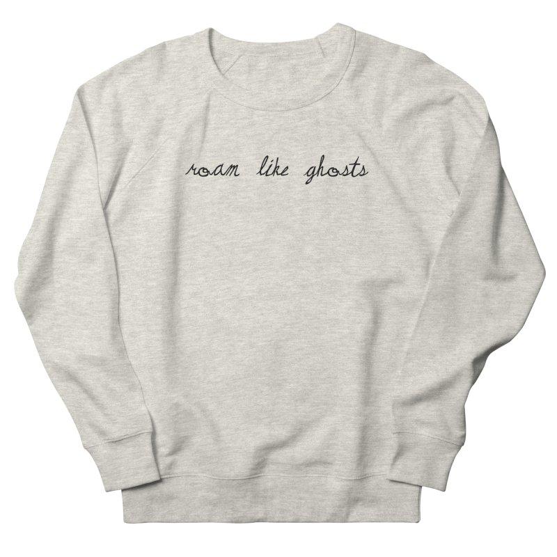 RLG Logo 2021 TTPYCH BLK Men's Sweatshirt by Roam Like Ghost's Merch Shop