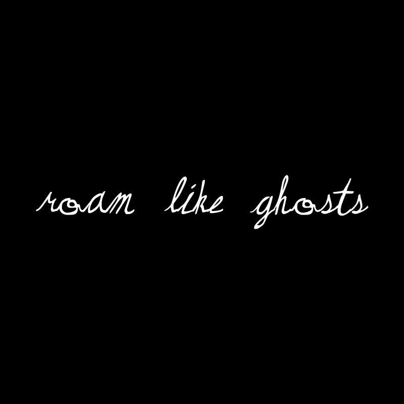 RLG Logo 2021 TTPYCH WHTE Men's T-Shirt by Roam Like Ghost's Merch Shop