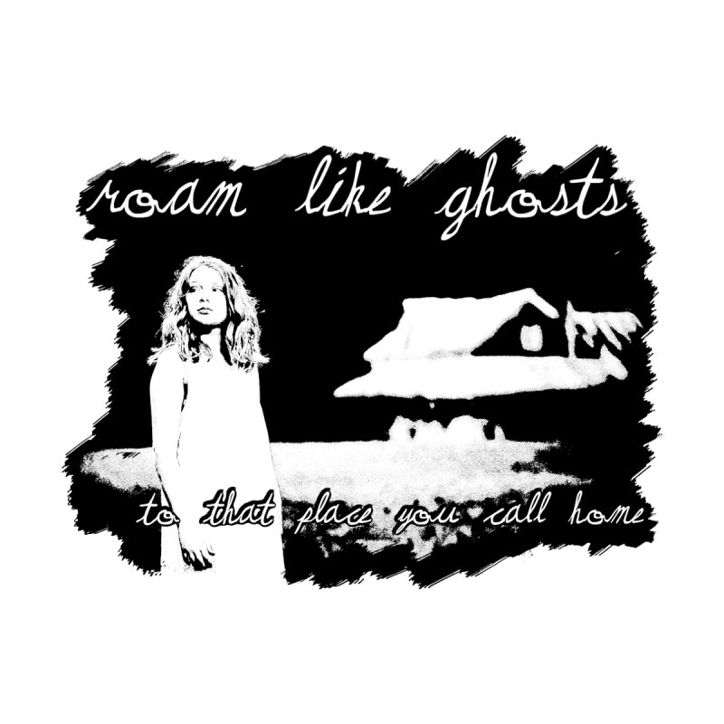 RLG To That Place You Call Home Cover BLK Women's Longsleeve T-Shirt by Roam Like Ghost's Merch Shop