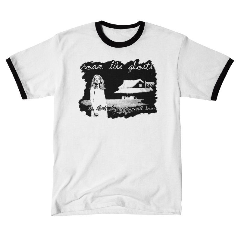RLG To That Place You Call Home Cover BLK Women's T-Shirt by Roam Like Ghost's Merch Shop