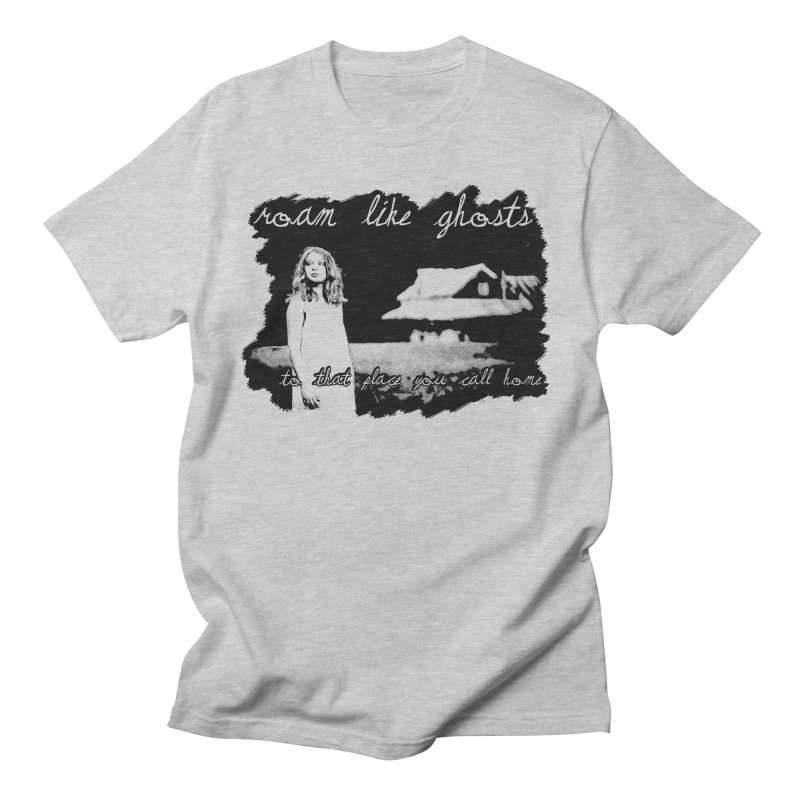 RLG To That Place You Call Home Cover BLK Men's T-Shirt by Roam Like Ghost's Merch Shop