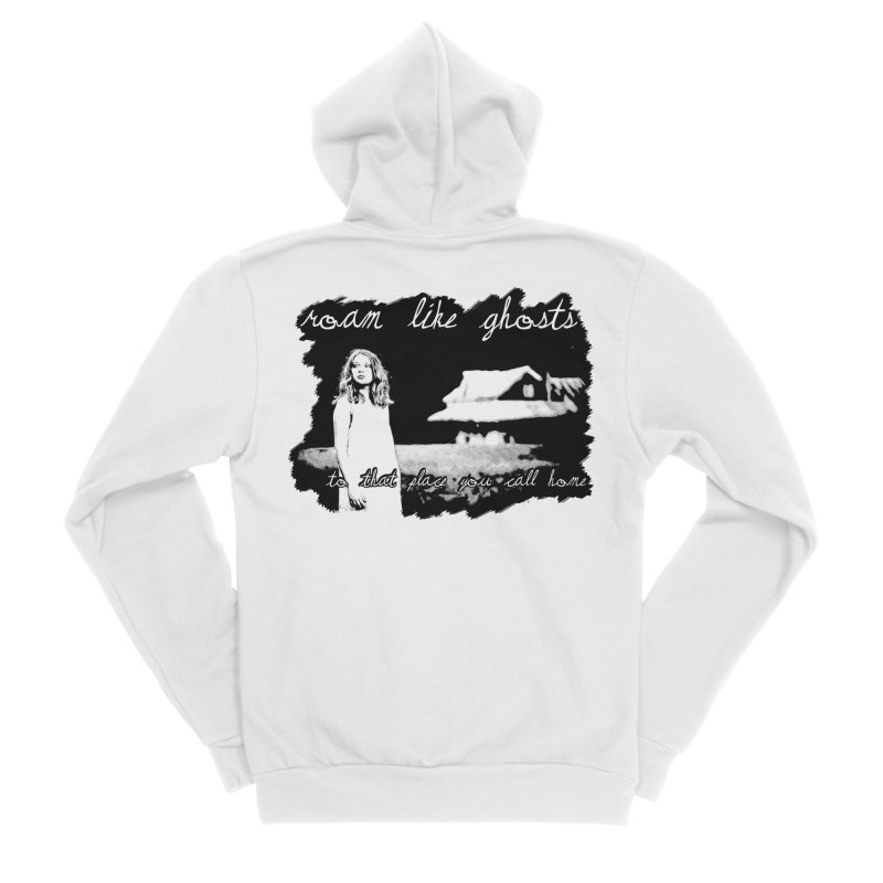 RLG To That Place You Call Home Cover BLK Women's Zip-Up Hoody by Roam Like Ghost's Merch Shop