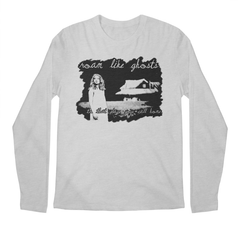 RLG To That Place You Call Home Cover BLK Men's Longsleeve T-Shirt by Roam Like Ghost's Merch Shop