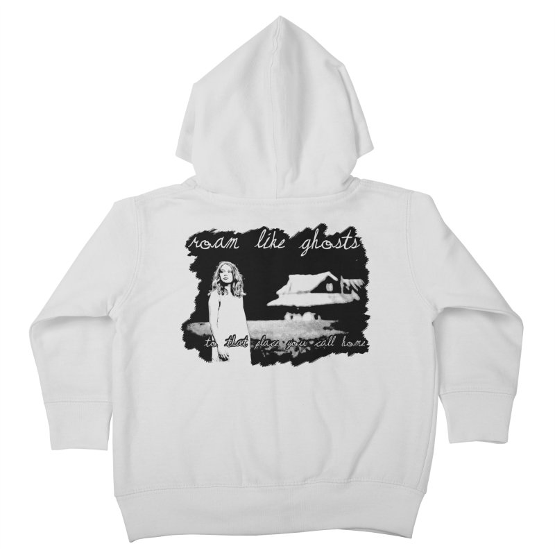 RLG To That Place You Call Home Cover BLK Kids Toddler Zip-Up Hoody by Roam Like Ghost's Merch Shop