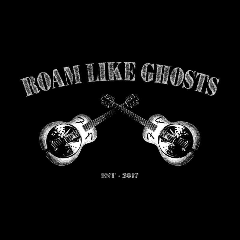 Roam Like Ghosts EST - 2017 Men's T-Shirt by Roam Like Ghost's Merch Shop