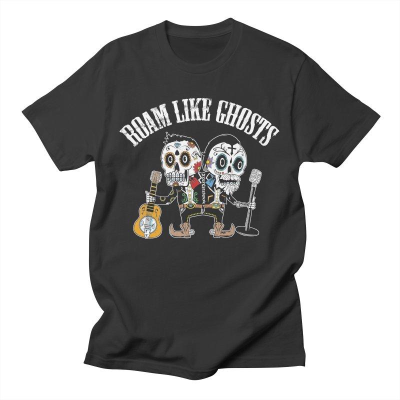 Roam Like Ghosts - Amigos Men's T-Shirt by Roam Like Ghost's Merch Shop