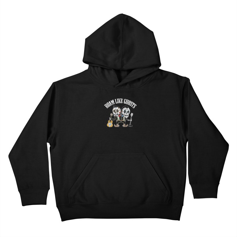 RLG-Amigos-Color-Darks Kids Pullover Hoody by Roam Like Ghost's Merch Shop