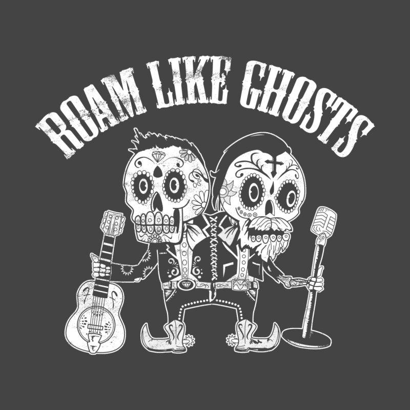 RLG-Amigos-BW-Darks Men's T-Shirt by Roam Like Ghost's Merch Shop