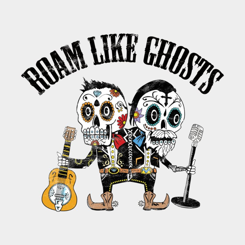 RLG-Amigos-Color-Lights Men's T-Shirt by Roam Like Ghost's Merch Shop