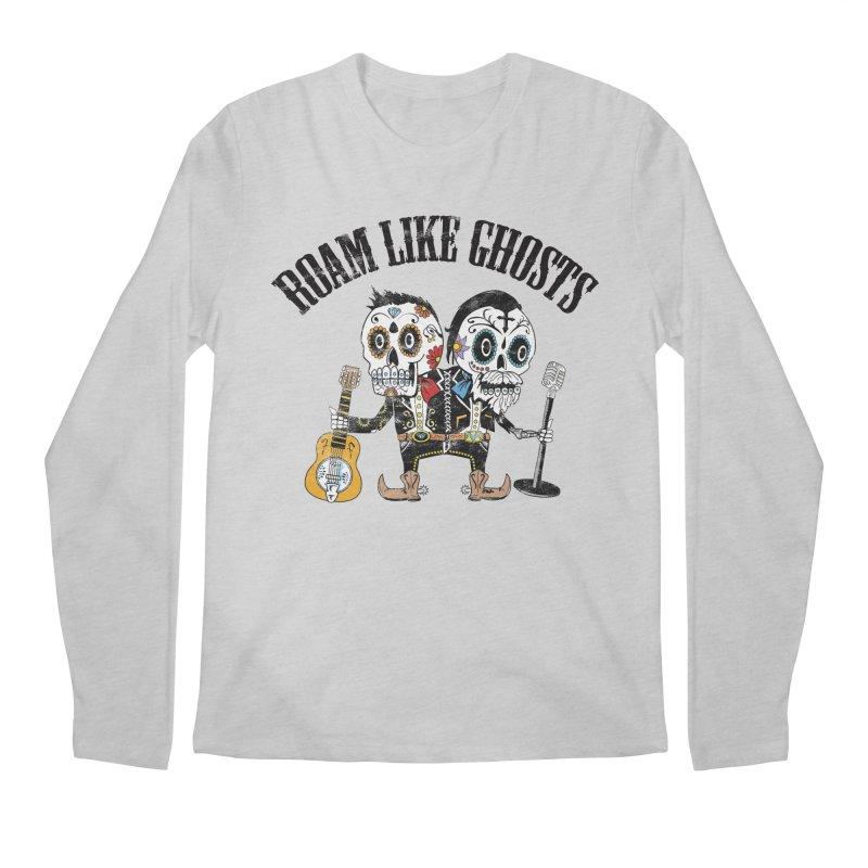 RLG-Amigos-Color-Lights Men's Regular Longsleeve T-Shirt by Roam Like Ghost's Merch Shop