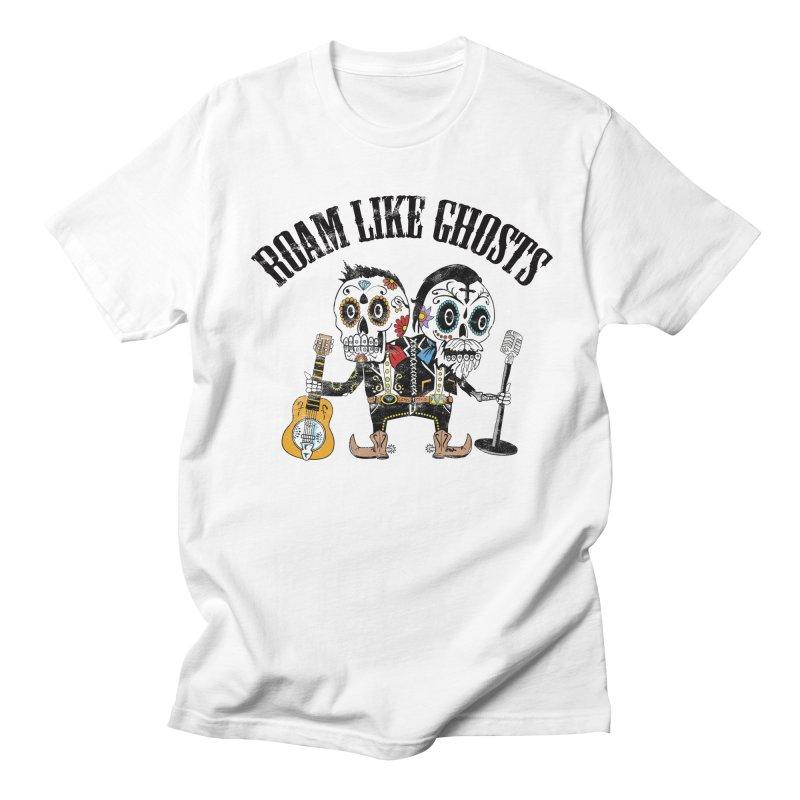RLG-Amigos-Color-Lights Men's Regular T-Shirt by Roam Like Ghost's Merch Shop