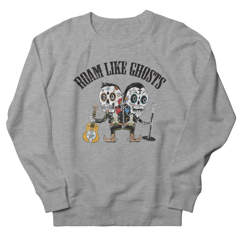 RLG-Amigos-Color-Lights Women's French Terry Sweatshirt by Roam Like Ghost's Merch Shop