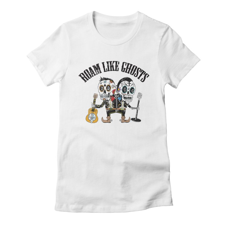 Roam Like Ghosts - Amigos Women's T-Shirt by Roam Like Ghost's Merch Shop