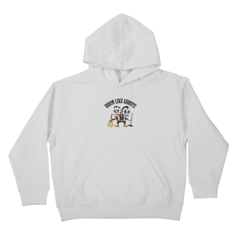 RLG-Amigos-Color-Lights Kids Pullover Hoody by Roam Like Ghost's Merch Shop