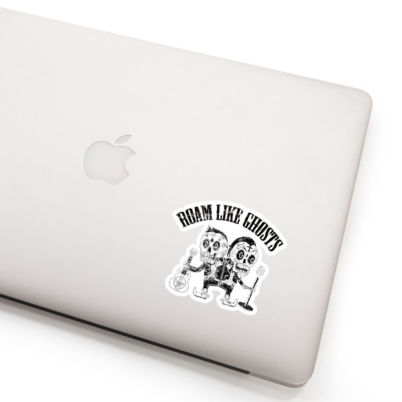 RLG-Amigos-Black Accessories Sticker by Roam Like Ghost's Merch Shop