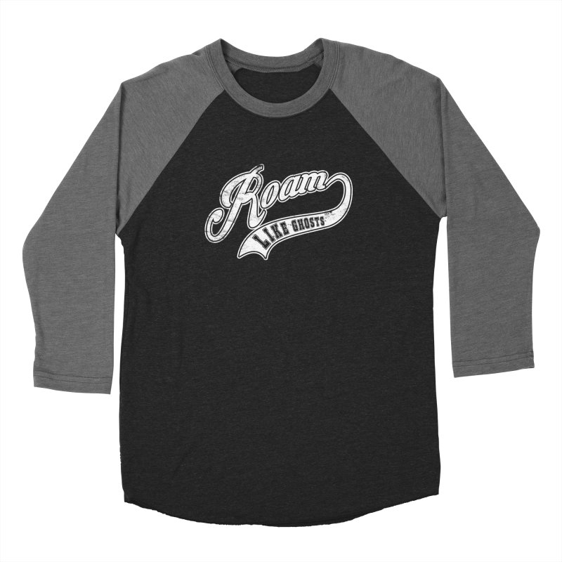 Roam Like Ghosts - Athletics Men's Longsleeve T-Shirt by Roam Like Ghost's Merch Shop
