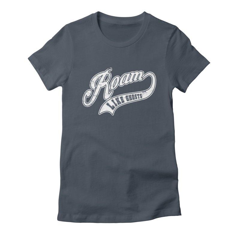 Roam Like Ghosts - Athletics Women's T-Shirt by Roam Like Ghost's Merch Shop