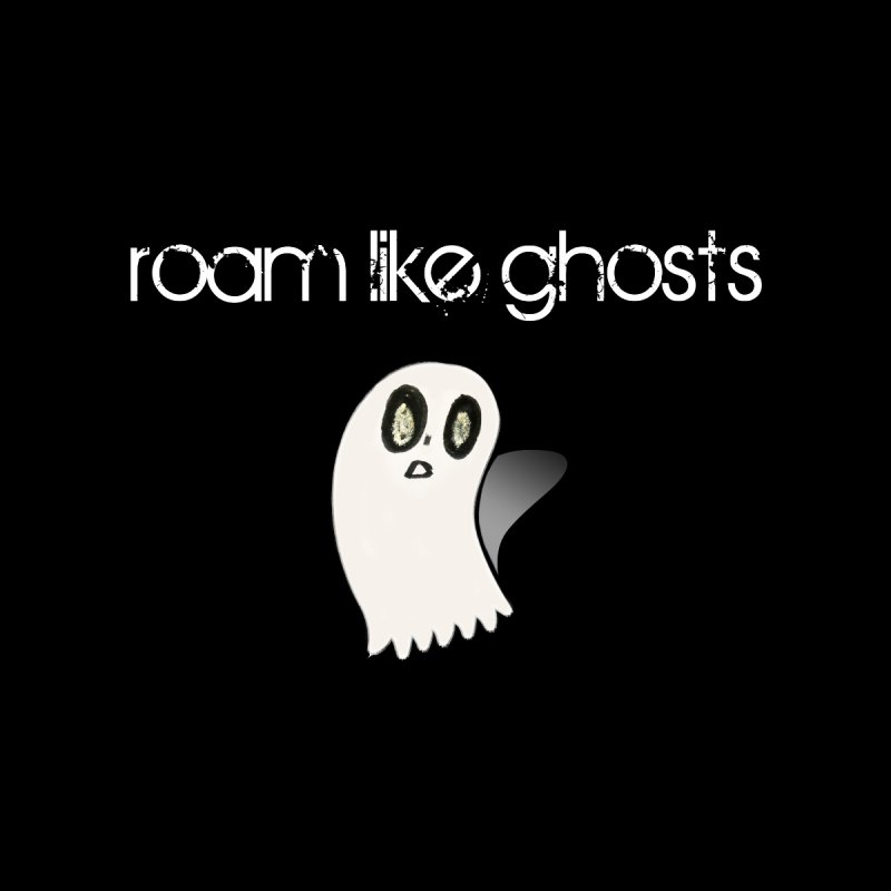 Roam Like Ghosts - Olivia's Ghost Kids Toddler Longsleeve T-Shirt by Roam Like Ghost's Merch Shop