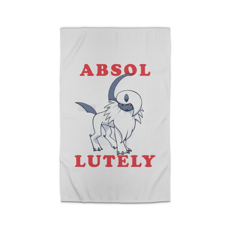 Absolutely Home Rug by Robbie Lee's Artist Shop