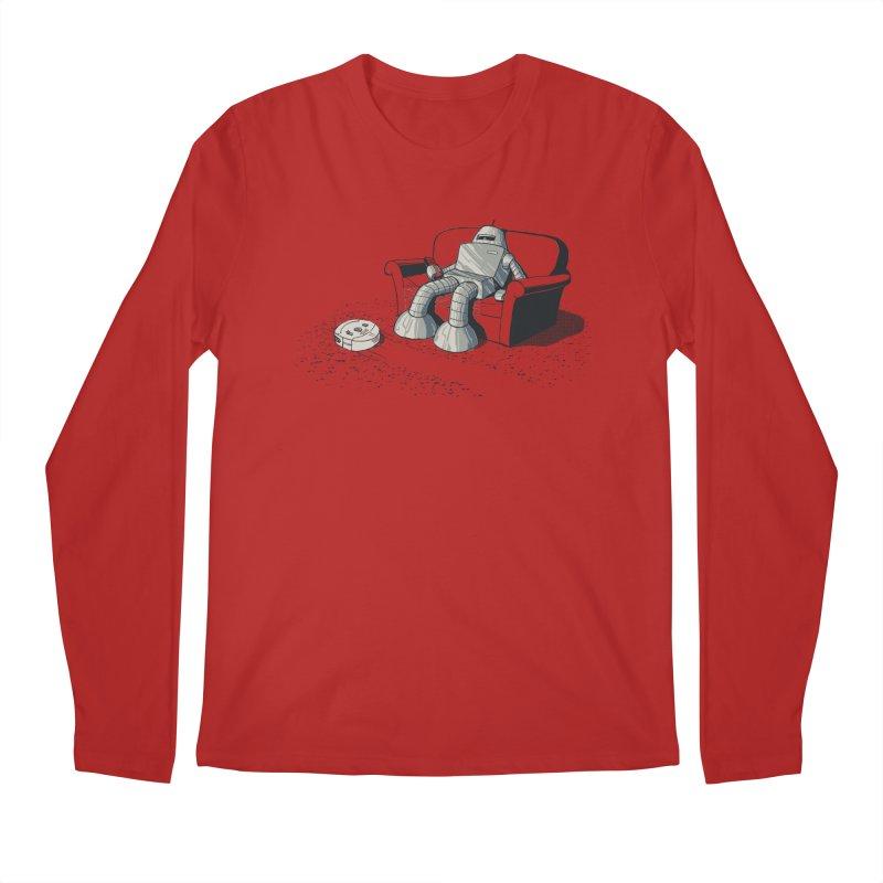 My Favorite Program Men's Longsleeve T-Shirt by Robbie Lee's Artist Shop