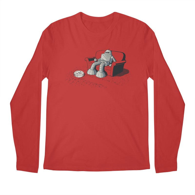 My Favorite Program Men's Longsleeve T-Shirt by Robbie Lee's Artist Shop
