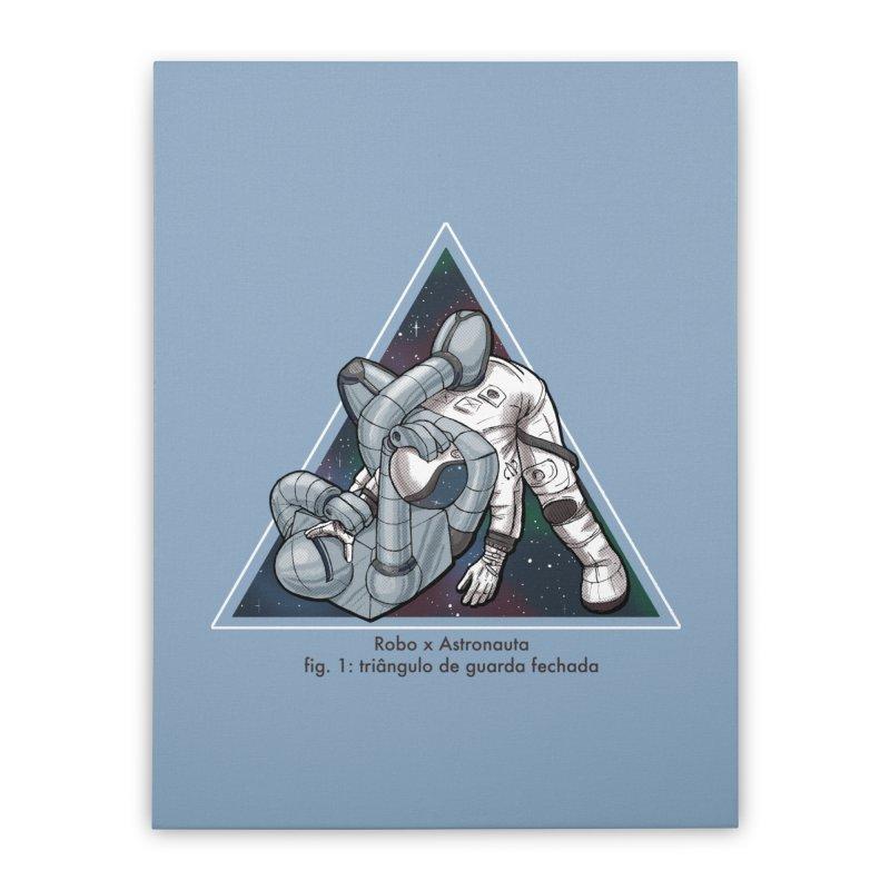 Robo x Astronauta   by Robbie Lee's Artist Shop
