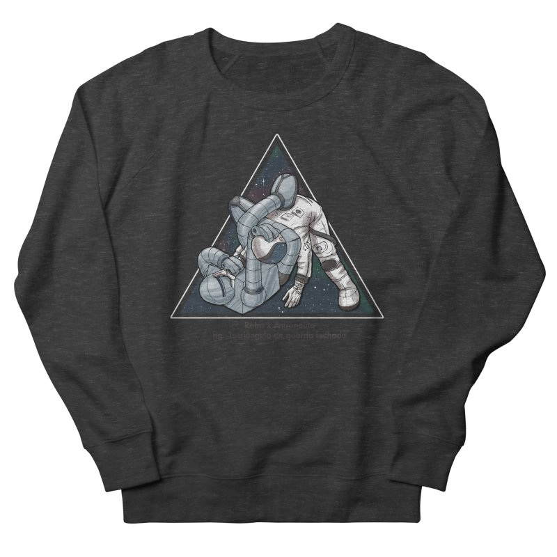 Robo x Astronauta Women's Sweatshirt by Robbie Lee's Artist Shop