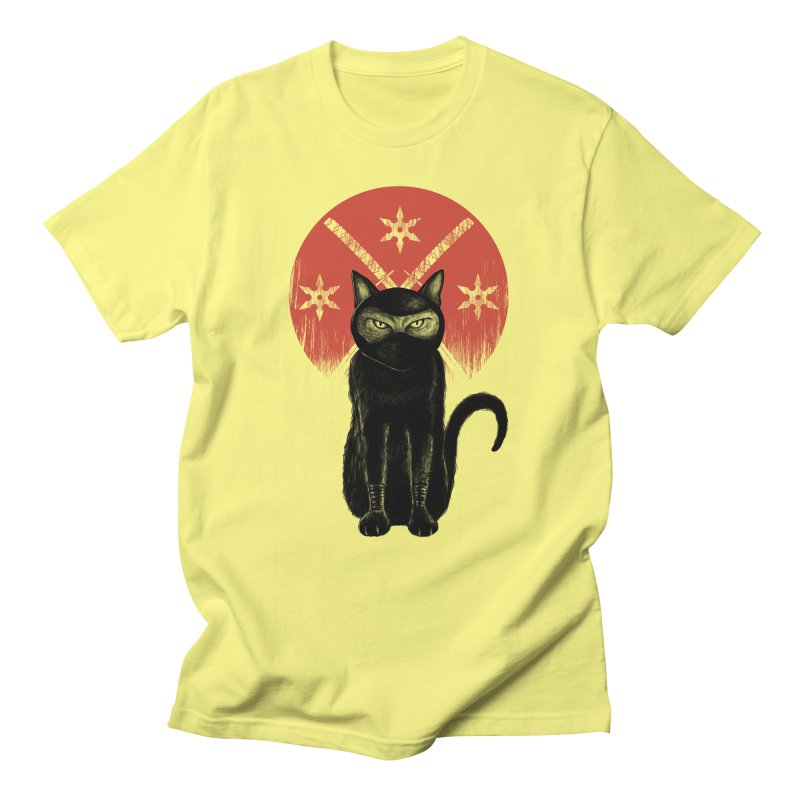 9 LIVES Men's T-Shirt by robbyiodized's Artist Shop