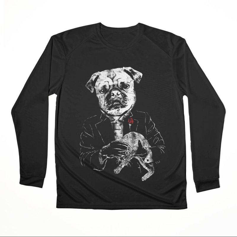 THE CAT FATHER Men's Longsleeve T-Shirt by robbyiodized's Artist Shop