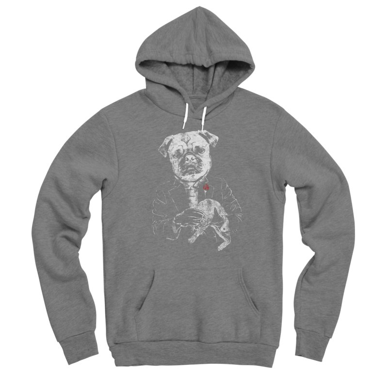 THE CAT FATHER Men's Pullover Hoody by robbyiodized's Artist Shop
