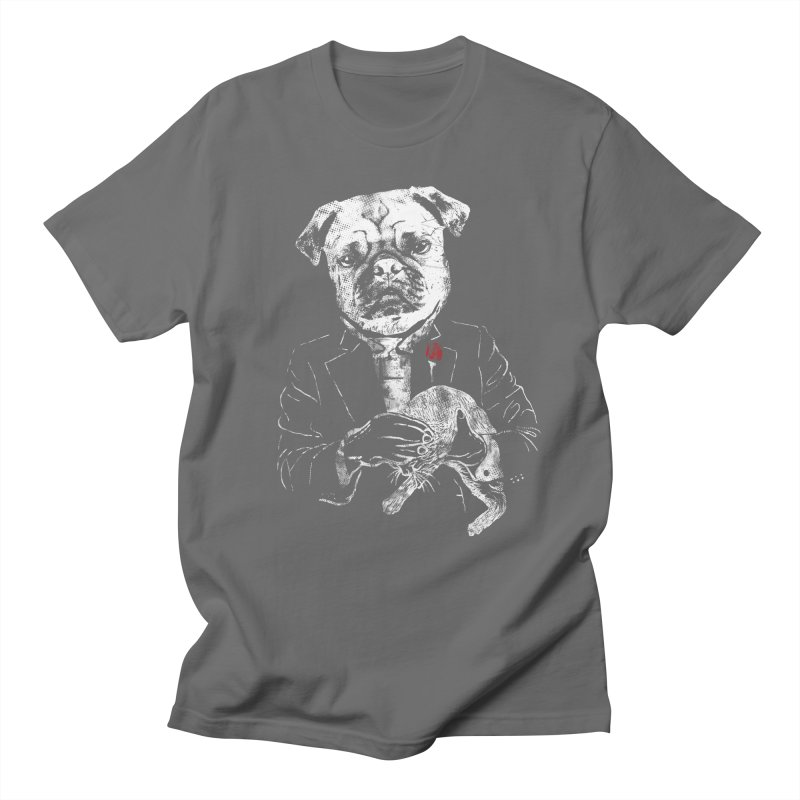THE CAT FATHER Men's T-Shirt by robbyiodized's Artist Shop