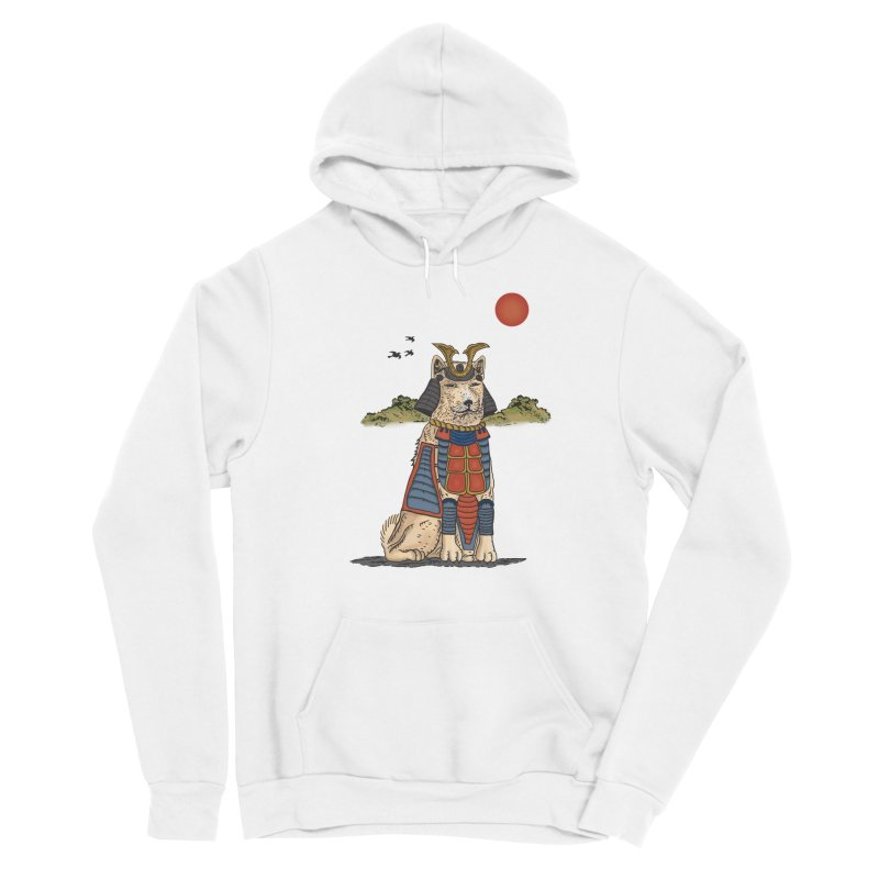 THE DOG WHO CANT BE MOVE Men's Pullover Hoody by robbyiodized's Artist Shop