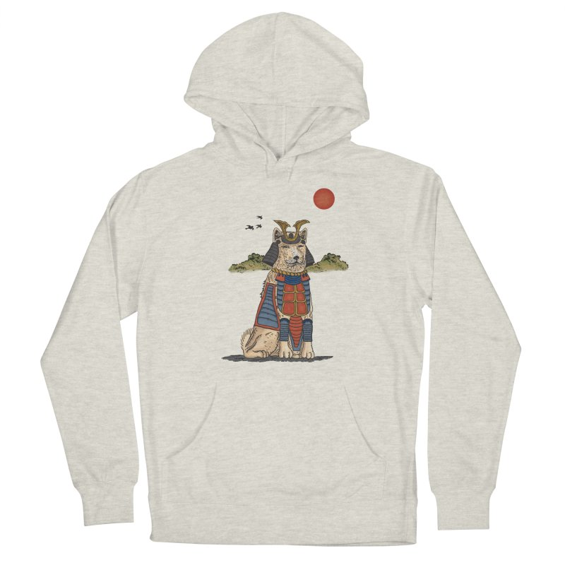 THE DOG WHO CANT BE MOVE Women's Pullover Hoody by robbyiodized's Artist Shop