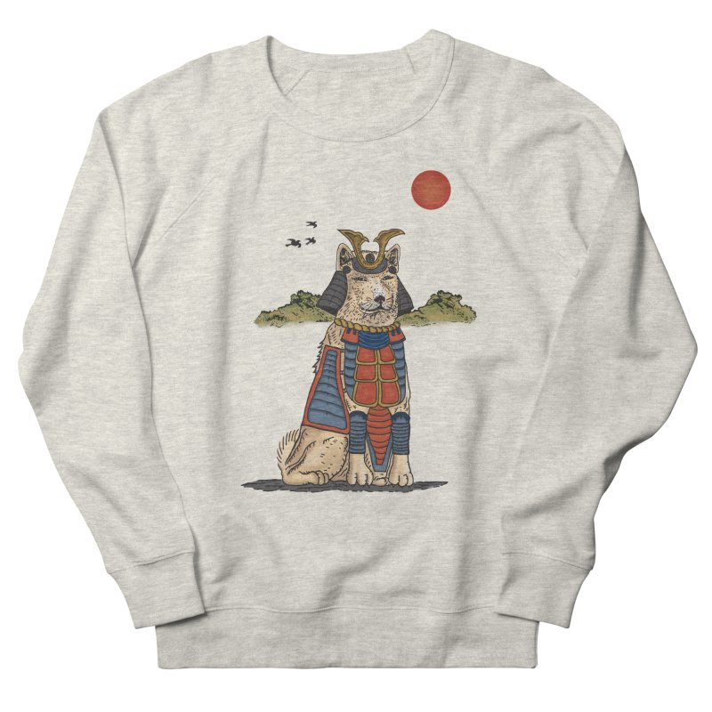 THE DOG WHO CANT BE MOVE Women's Sweatshirt by robbyiodized's Artist Shop