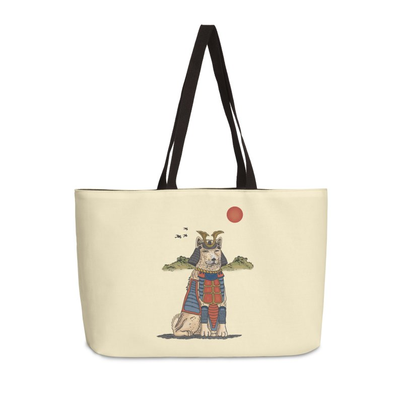 THE DOG WHO CANT BE MOVE Accessories Bag by robbyiodized's Artist Shop