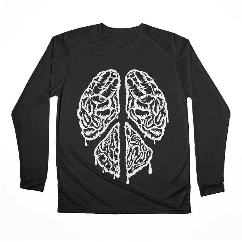 BRAIN PEACE Men's Longsleeve T-Shirt by robbyiodized's Artist Shop