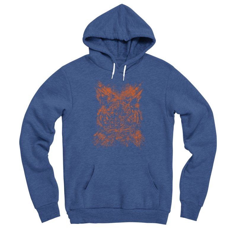 TIGER X Women's Pullover Hoody by robbyiodized's Artist Shop