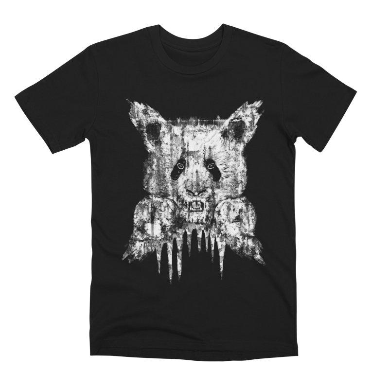 PANDA X Men's T-Shirt by robbyiodized's Artist Shop