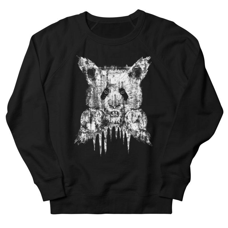 PANDA X Men's Sweatshirt by robbyiodized's Artist Shop