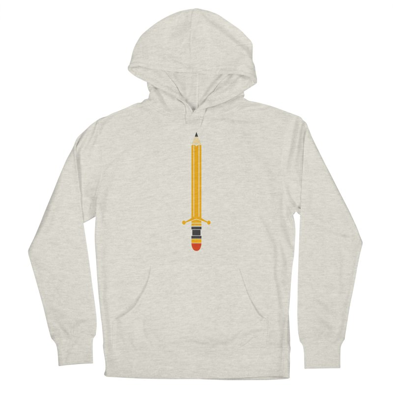 WEAPON OF MASS CREATION Men's Pullover Hoody by robbyiodized's Artist Shop