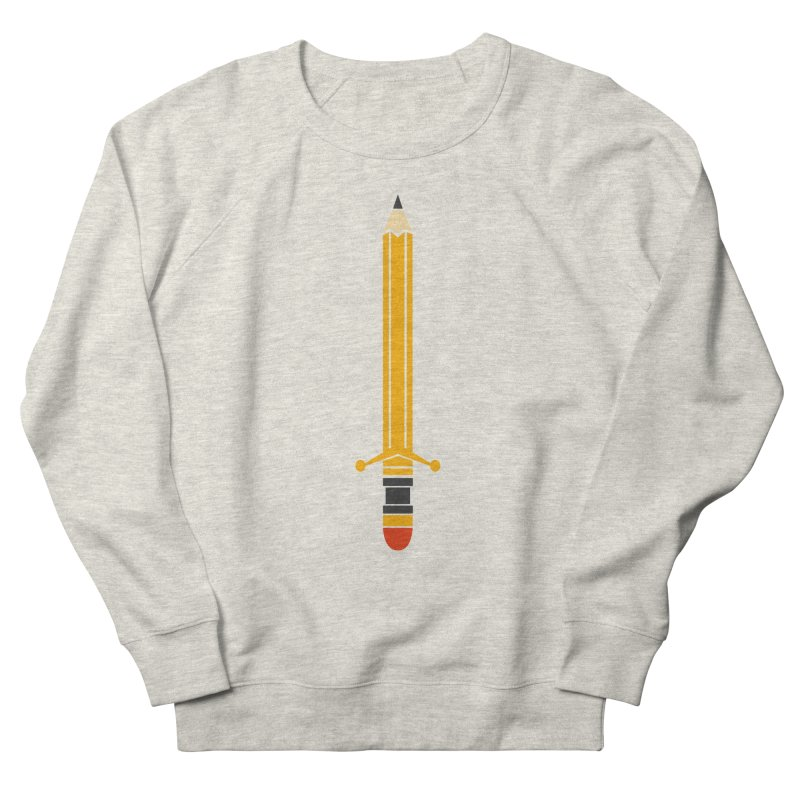 WEAPON OF MASS CREATION Men's Sweatshirt by robbyiodized's Artist Shop
