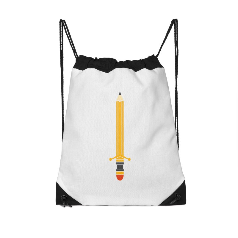WEAPON OF MASS CREATION Accessories Bag by robbyiodized's Artist Shop