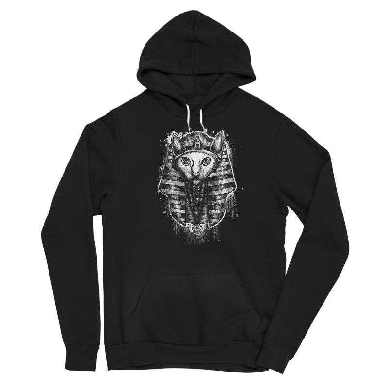 THE PHARAOH CAT Men's Pullover Hoody by robbyiodized's Artist Shop