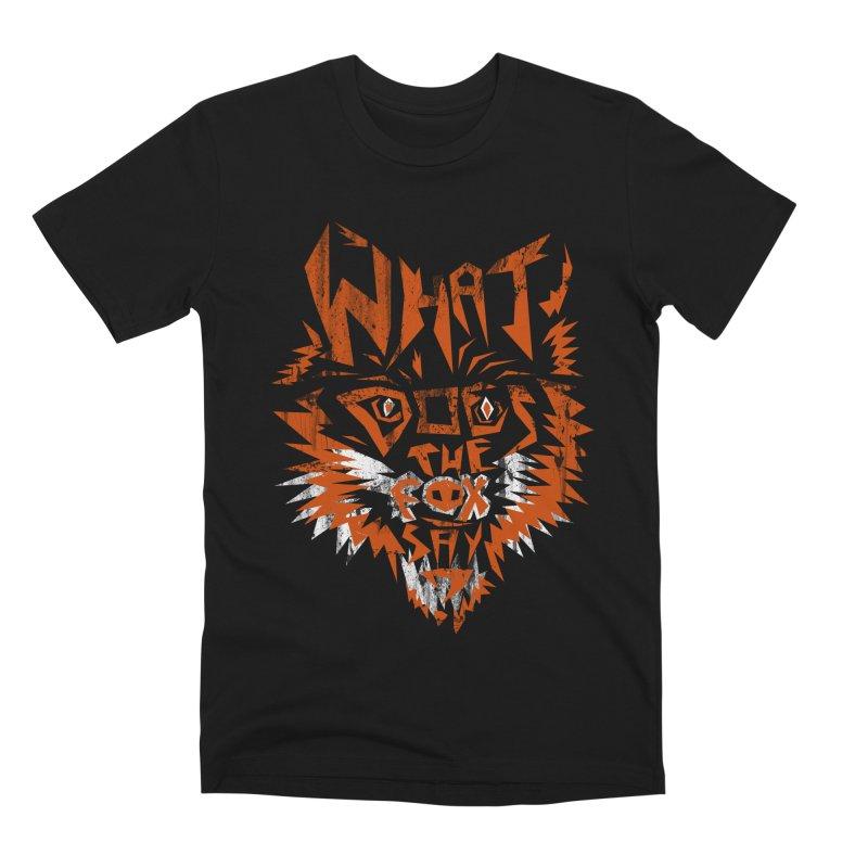 WDTFS Men's T-Shirt by robbyiodized's Artist Shop