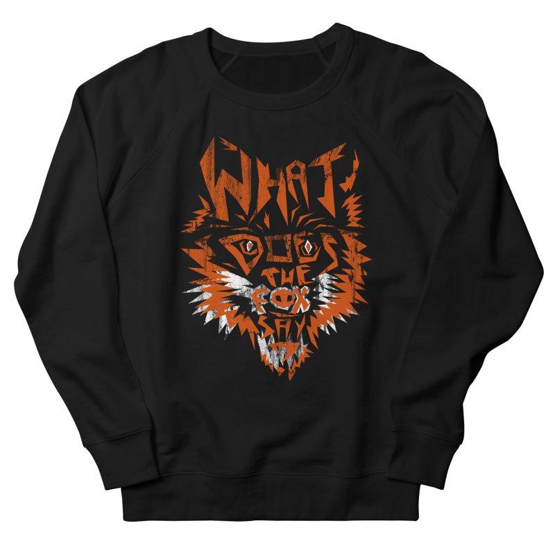 WDTFS Women's Sweatshirt by robbyiodized's Artist Shop