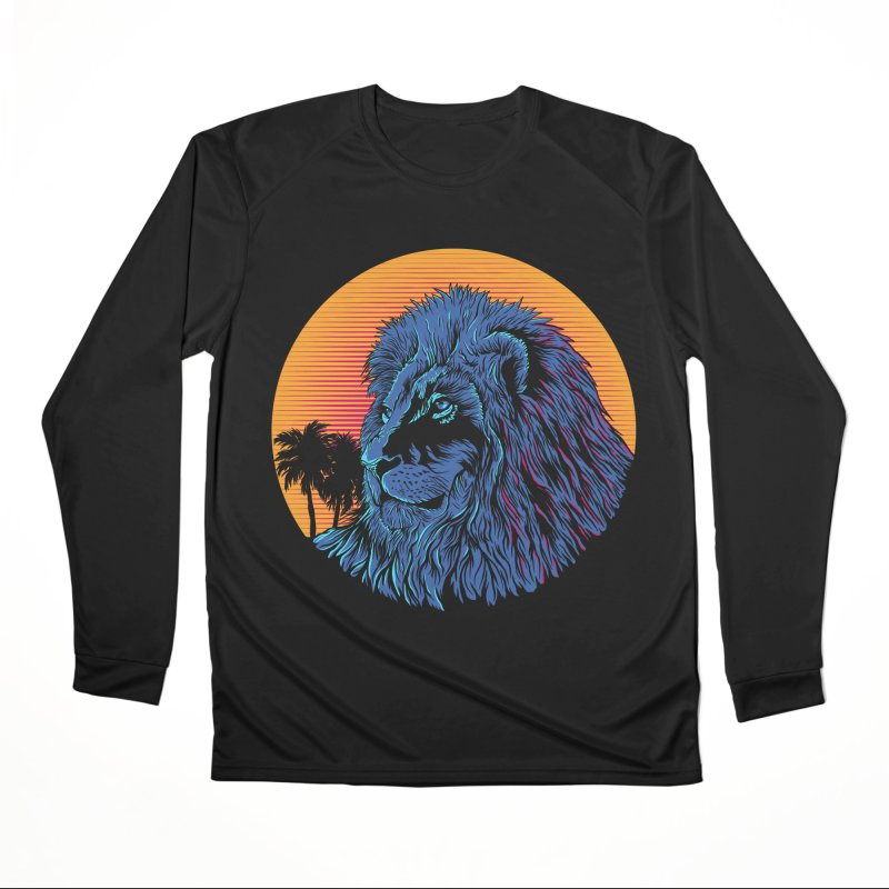 LEO WAVE Men's Longsleeve T-Shirt by robbyiodized's Artist Shop
